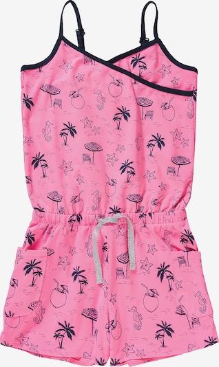 Boboli Jumpsuit in blau / pink, Produktansicht