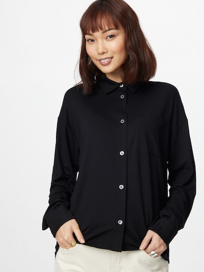 Marc O'Polo Blouse in black, View model