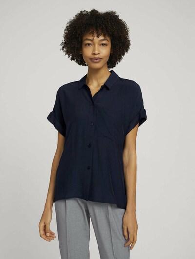 MINE TO FIVE Bluse in navy, Modelansicht
