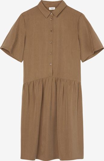Marc O'Polo DENIM Blusenkleid in braun, Produktansicht