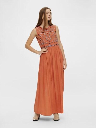 Y.A.S Kleid 'Chella' in mischfarben / hummer, Modelansicht