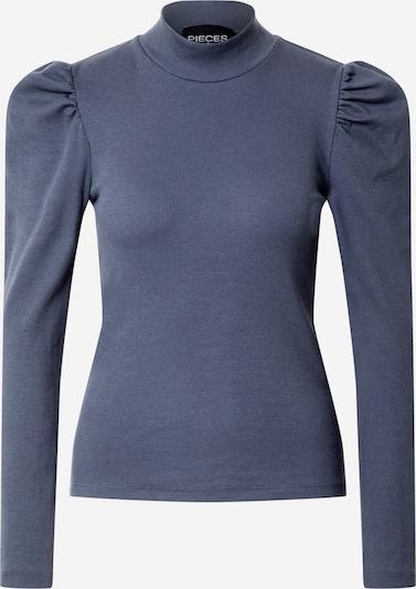 Marškinėliai 'Anna' iš PIECES , spalva - melsvai pilka, Prekių apžvalga