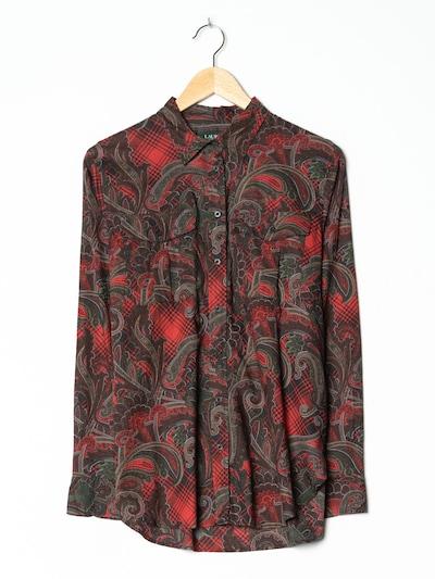 Lauren Ralph Lauren Bluse in L-XL in dunkelrot, Produktansicht