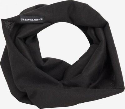 Urban Classics Tunnelsjaal in de kleur Zwart, Productweergave