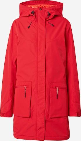 ICEPEAK Outdoor Jacket 'AVENAL' in Red