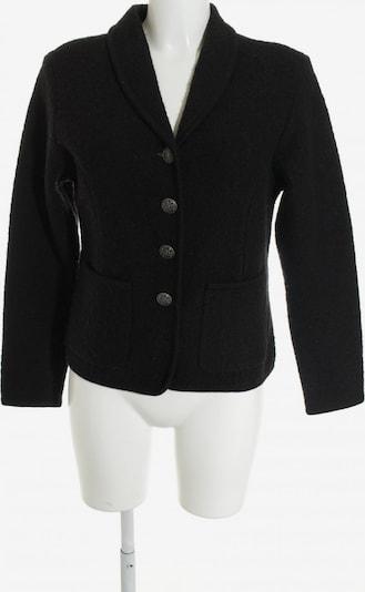 BERWIN & WOLFF Woll-Blazer in S in schwarz, Produktansicht