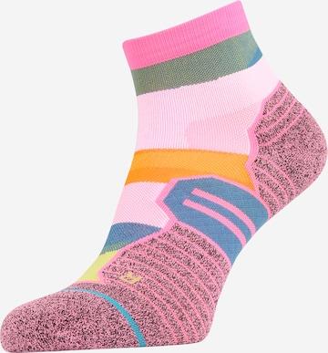 StanceSportske čarape 'Mix It Up' - roza boja