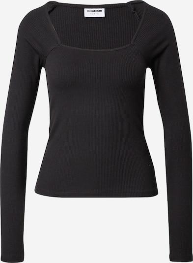 Noisy may Shirts 'Nicoline' i sort, Produktvisning