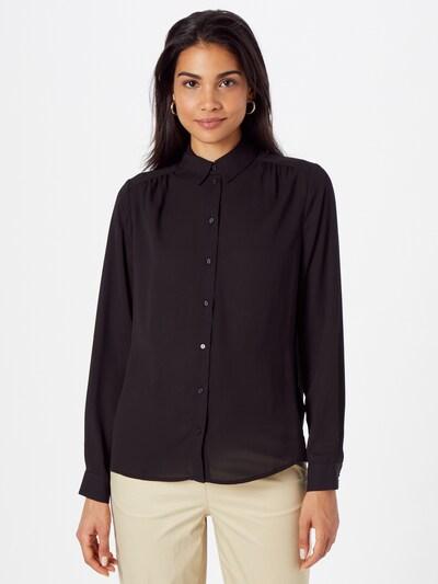 Bluză SELECTED FEMME pe negru, Vizualizare model