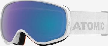 ATOMIC Skibrille 'COUNT S PHOTO' in Weiß