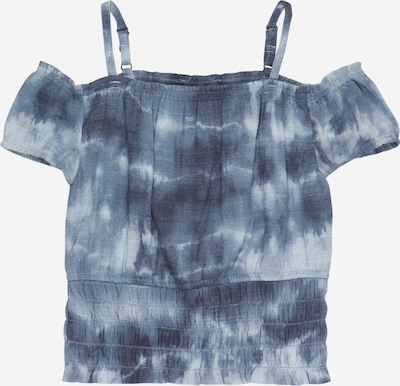 Abercrombie & Fitch Top in rauchblau / opal, Produktansicht
