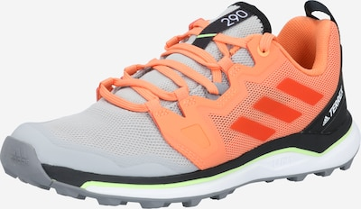 ADIDAS PERFORMANCE Laufschuh in grau / anthrazit / orange, Produktansicht