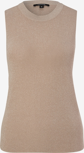 COMMA Knitted top in mottled beige, Item view