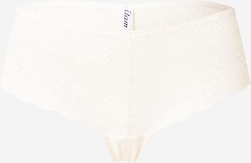ETAM Truse 'CHERIE CHERIE' i hvit