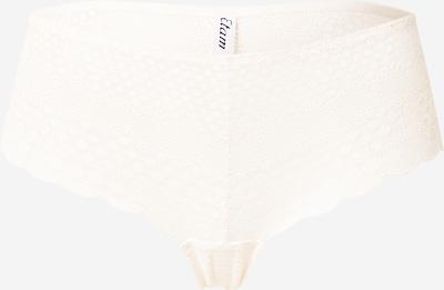 Kelnaitės paaukštintu liemeniu 'CHERIE CHERIE' iš ETAM , spalva - natūrali balta, Prekių apžvalga