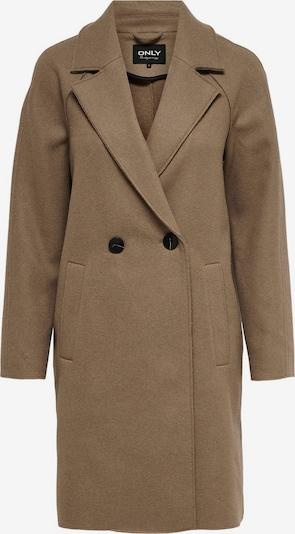Cappotto di mezza stagione ONLY di colore camello, Visualizzazione prodotti