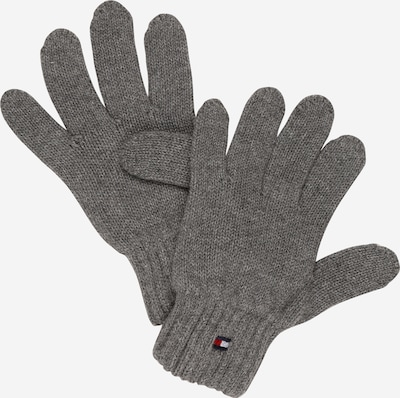 TOMMY HILFIGER Gloves in navy / grey / red / white, Item view
