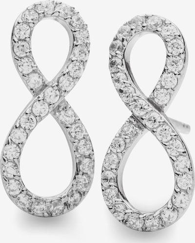Nana Kay Earrings 'Eternal Strength' in Silver / White, Item view
