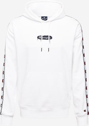 Champion Authentic Athletic Apparel Sweat-shirt 'Hooded' en blanc, Vue avec produit