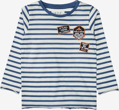 STACCATO Shirt in blau / weiß, Produktansicht