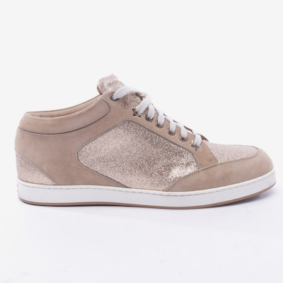 JIMMY CHOO Sneakers & Trainers in 38,5 in Gold, Item view
