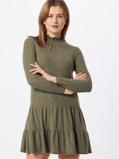 Miss Selfridge Kleid in grünmeliert, Modelansicht