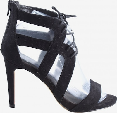 Seven Sisters High Heel Sandaletten in 37 in schwarz, Produktansicht