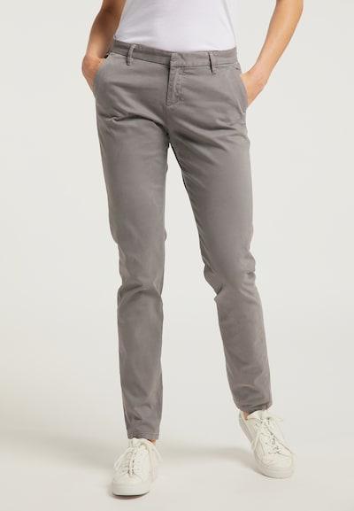 DreiMaster Vintage Hose in grau, Modelansicht