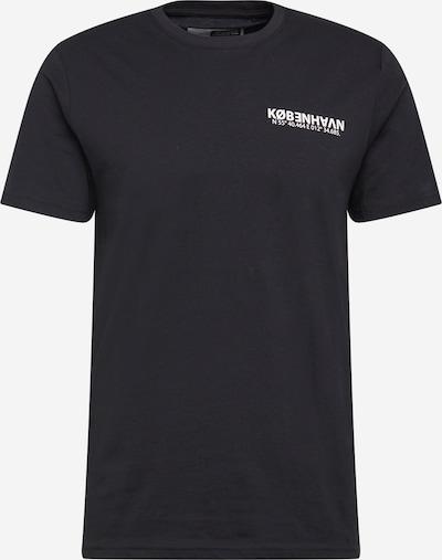 !Solid Skjorte 'Matti' i sort / hvid: Frontvisning
