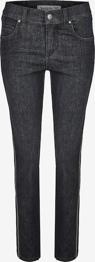 Angels Jeans ,Cici Fancy Galon' mit Glitzergalon in dunkelblau, Produktansicht