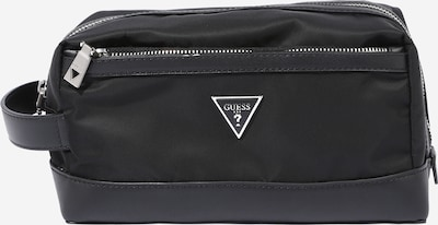 GUESS Чанта за тоалетни принадлежности 'Certosa' в черно, Преглед на продукта