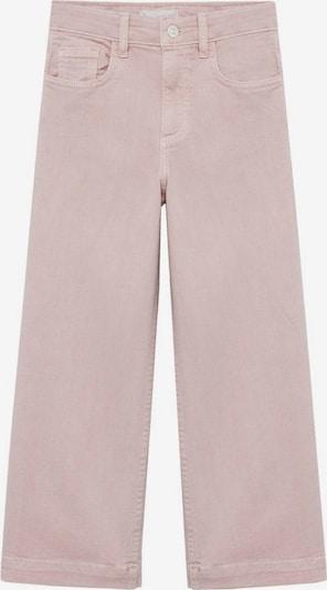 MANGO KIDS Jeans in pink, Produktansicht