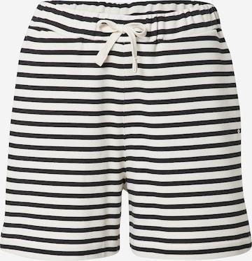Pantalon 'LUZIAA' ARMEDANGELS en blanc