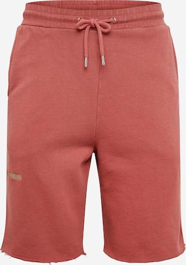 Kelnės iš Han Kjøbenhavn , spalva - rūdžių raudona, Prekių apžvalga