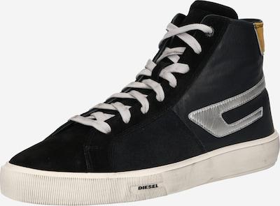 DIESEL Sneaker 'MYDORI' in honig / schwarz / silber, Produktansicht