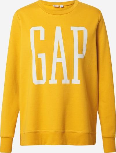 GAP Sweatshirt i guldgul / hvid, Produktvisning