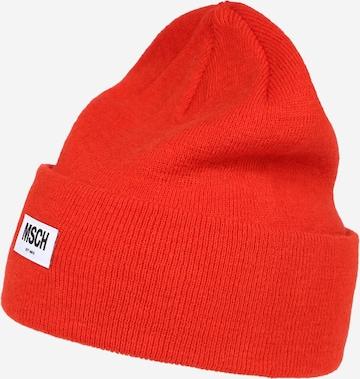 MOSS COPENHAGEN Czapka 'Mojo' w kolorze czerwony