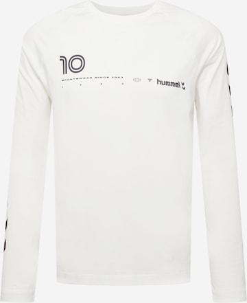 Hummel Sportshirt 'MUSA' in Weiß