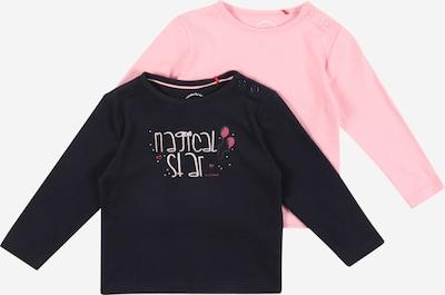 s.Oliver Shirt in marine / rosa, Produktansicht