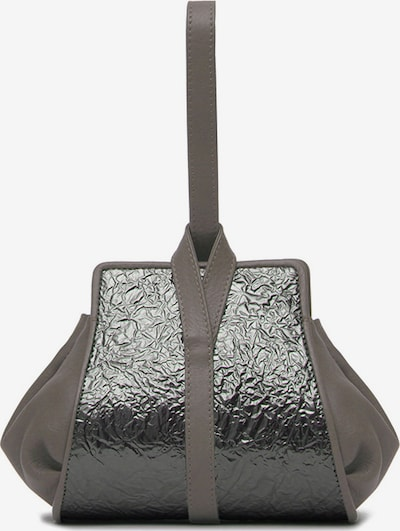 Gretchen Abendtasche 'Tango Mini Pouch' in silber, Produktansicht