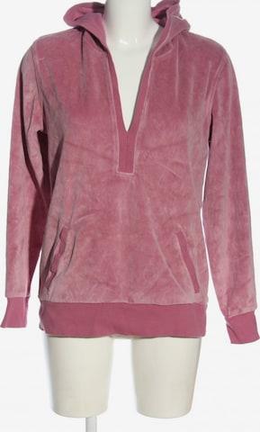 Tchibo Kapuzensweatshirt in L in Pink