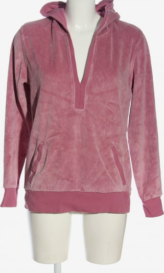 Tchibo Kapuzensweatshirt in L in pink, Produktansicht