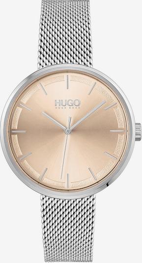 HUGO Analoguhr in gold / silber, Produktansicht