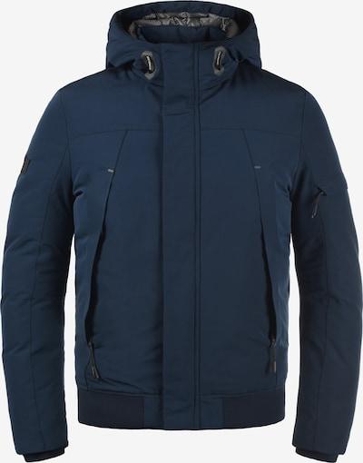 INDICODE JEANS Winterjacke 'Madot' in navy, Produktansicht