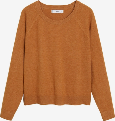 MANGO Pullover in apricot, Produktansicht