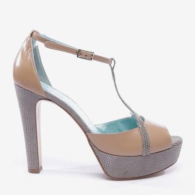 POLLINI Sandaletten in 41 in beige / braun, Produktansicht