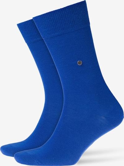 BURLINGTON Socken in blau: Frontalansicht