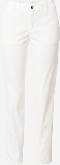 TAIFUN Chino trousers in off white, Item view
