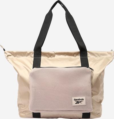 Reebok Sport Sportovní taška 'Tech Style' - béžová / černá, Produkt