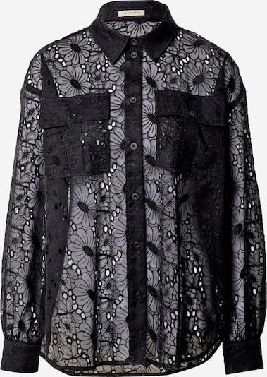 Stella Nova Blouse 'Tanza' in de kleur Zwart, Productweergave